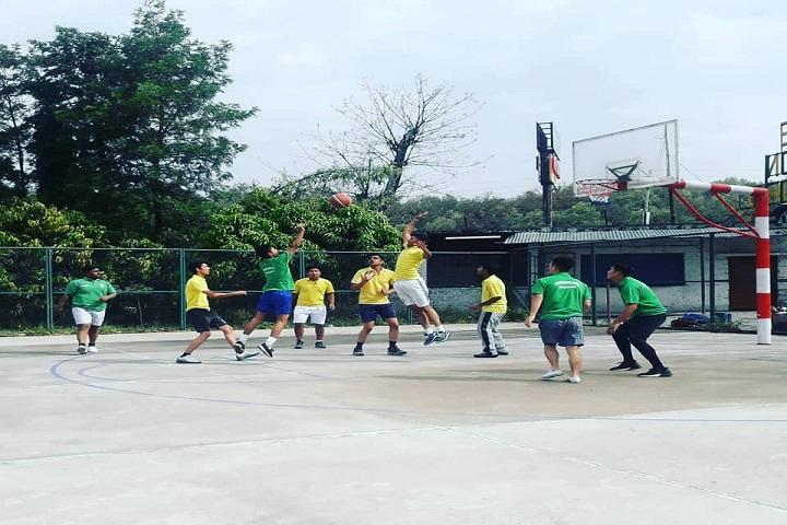 Doon Globel School-Basket Ball Ground
