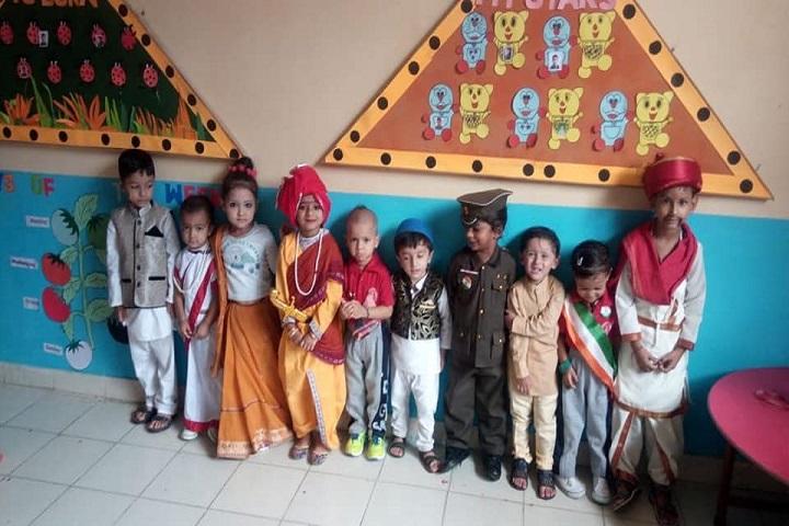 Doon Globel School-Fancy Dress Competition
