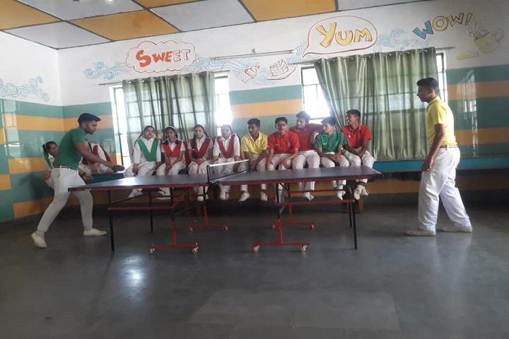 Doon Globel School-Indoor Games