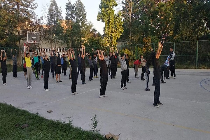 Doon Globel School-Physical Education