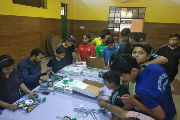 Doon Globel School-Student Project