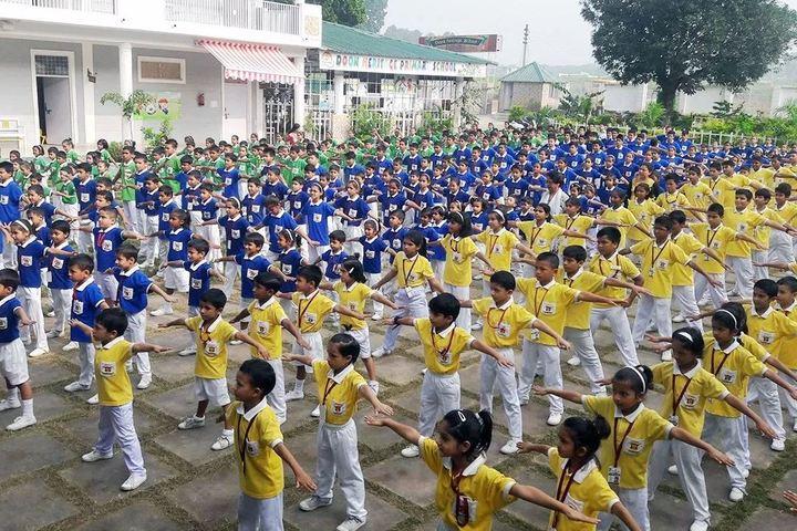Doon Heritage School-Physical Education