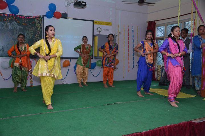 Doon International Public School-Dance Performance