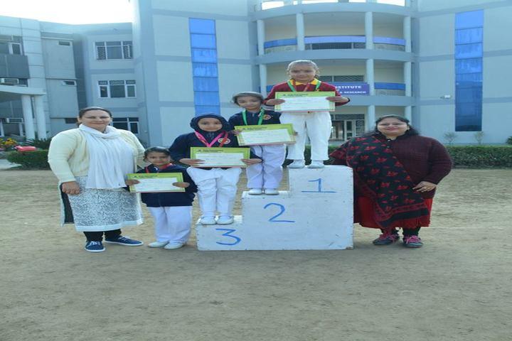 Doon International Public School-Sports Champions
