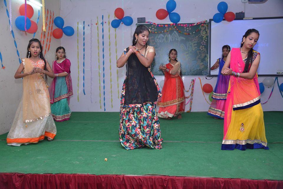 Doon International Public School-Dances
