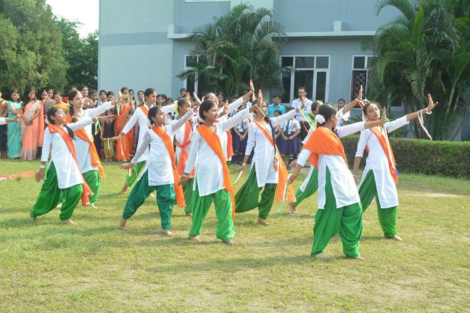 Doon International Public School-Independence Day Celebration