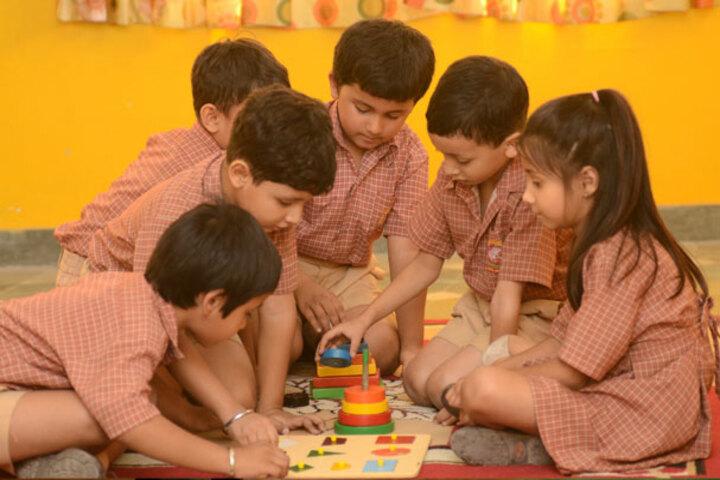 Doon International School-Activity Room