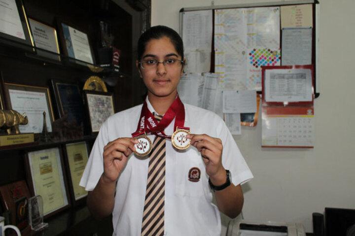 Doon International School-Awards