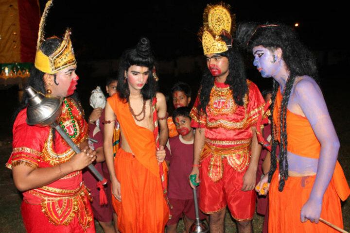 Doon International School-Festive Celebrations