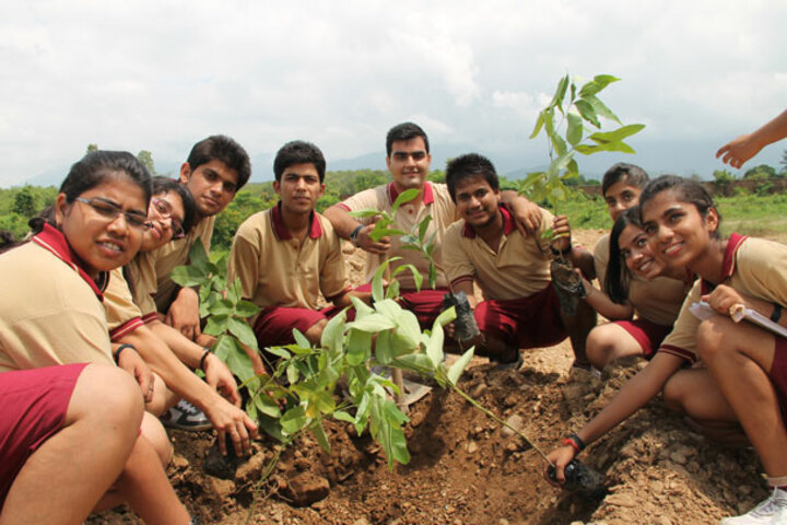 Doon International School-Green Day