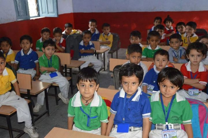 Doon Modern Academy-Classroom