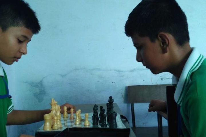 Doon Modern Academy-Indoor Games