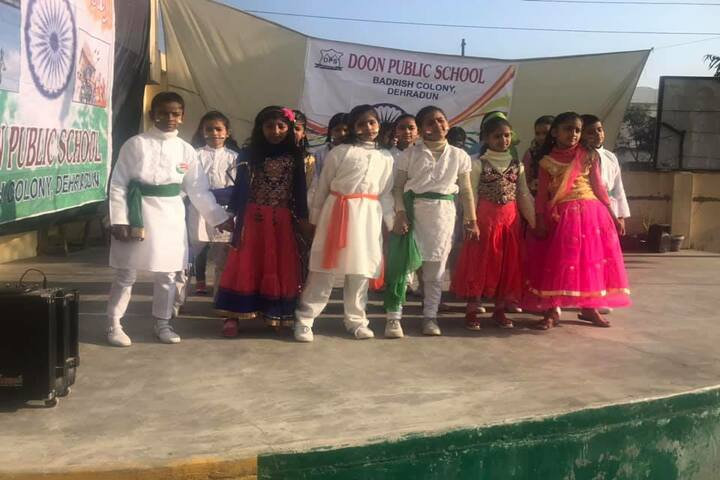 Doon Public School-Independence Day Celebrations