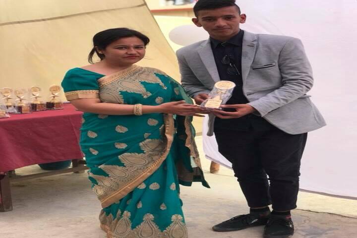 Doon Public School-Prize Distribution