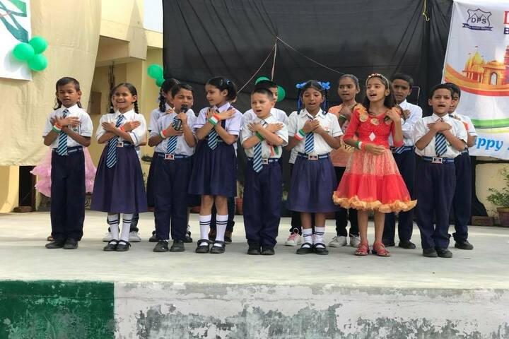 Doon Public School-Singing