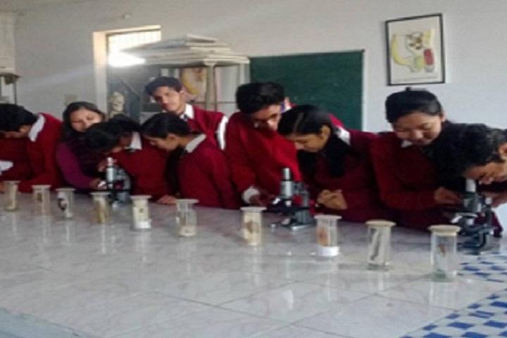 Doon Public School-Biology Lab