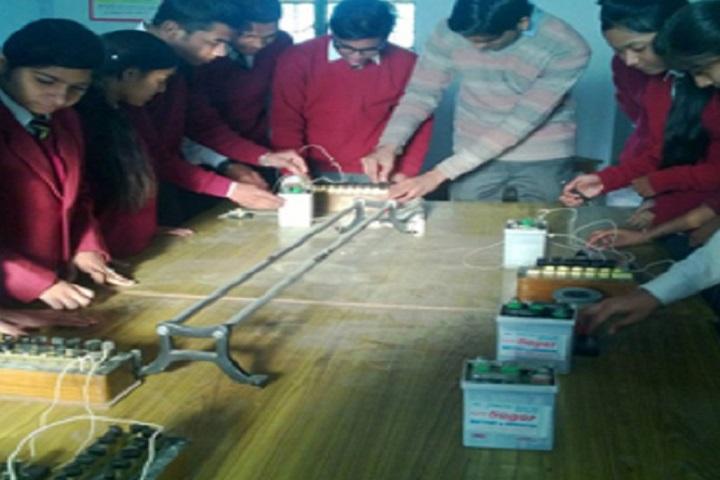 Doon Public School-Physics Lab