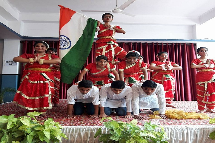 Doon Public School-Republic Day