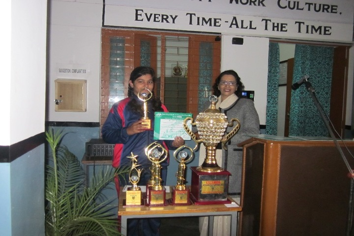 Doon Public School-Prize Ceremony