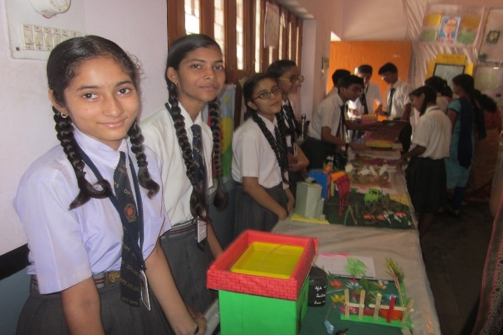 Doon Public School-School Exhibition