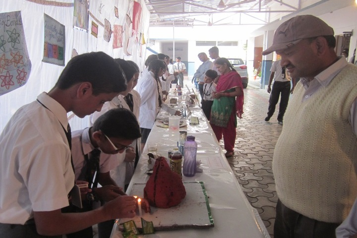 Doon Public School-Science Exhibition