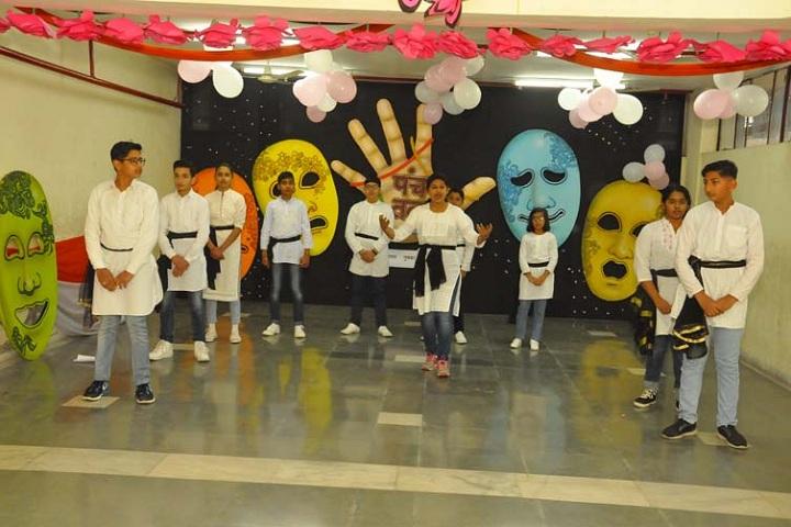 Kundan International School-Dance