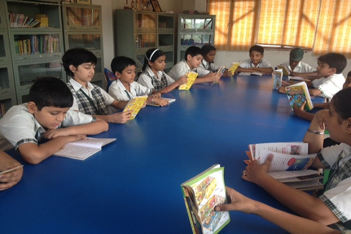 Kundan International School-Library