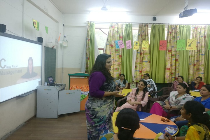 Kundan International School-Seminar