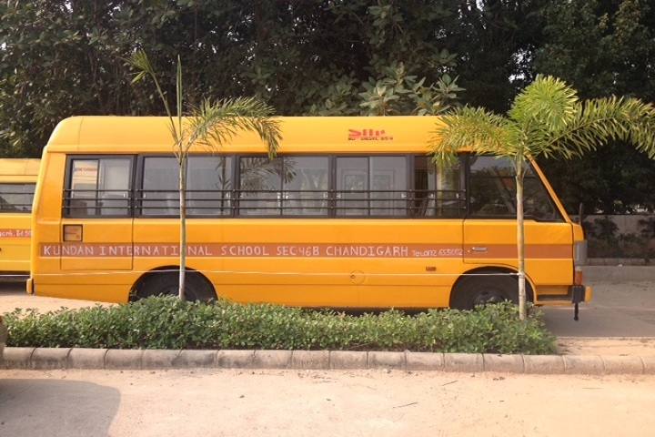 Kundan International School-Transport