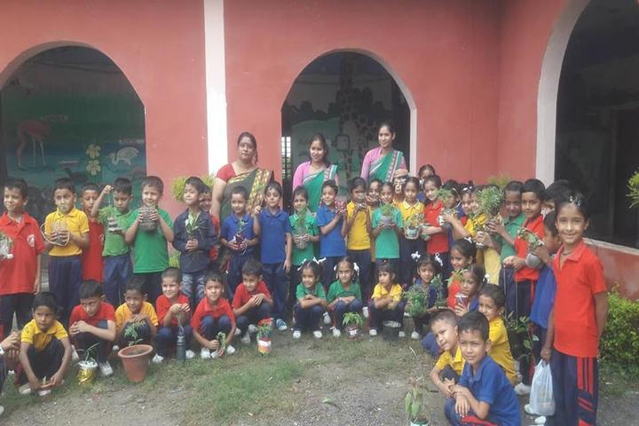 Doon Scholars Public School-Environment Day