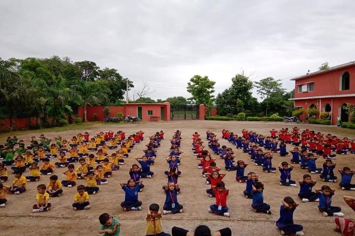 Doon Scholars Public School-Yoga