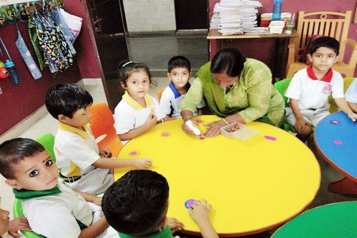 Doon Valley International School-Activity Room