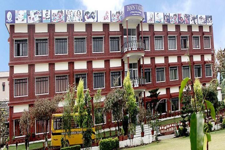 Doon Valley International School-Campus View