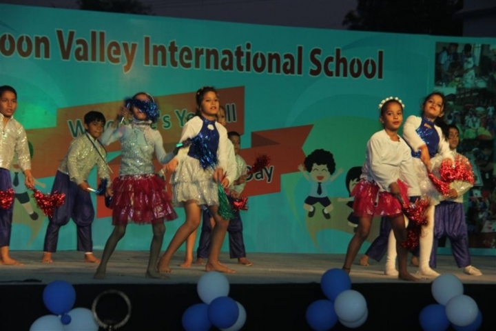 Doon Valley International School-Dance Performance