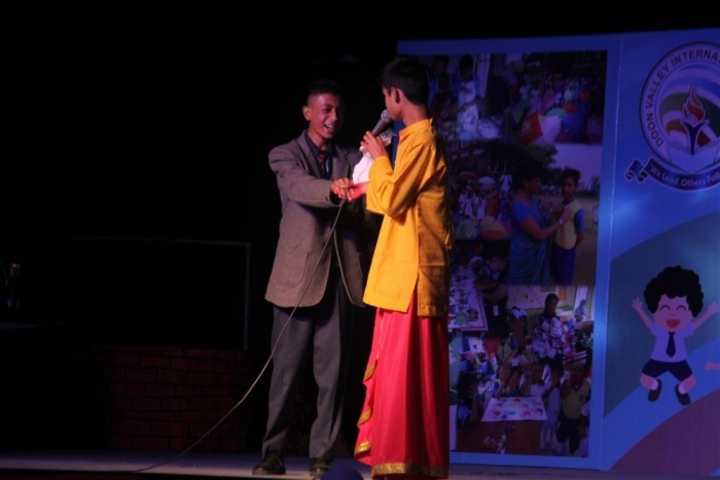 Doon Valley International School-Drama
