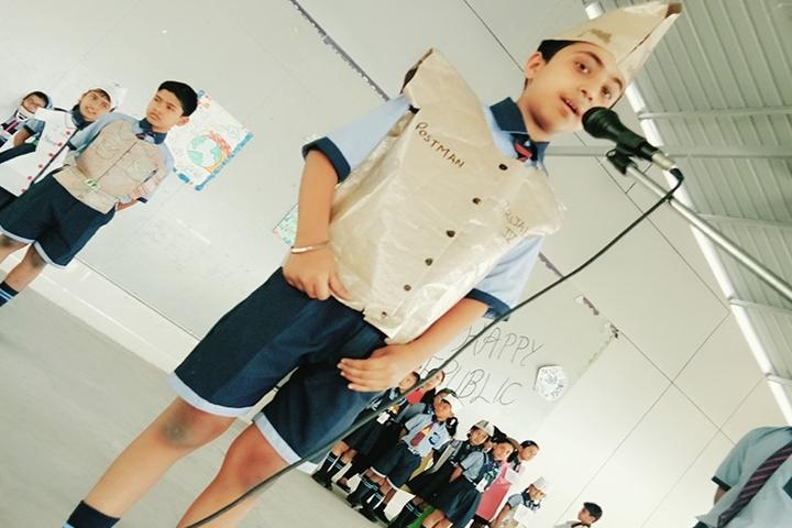 Doon Valley International School-Fancy Dress