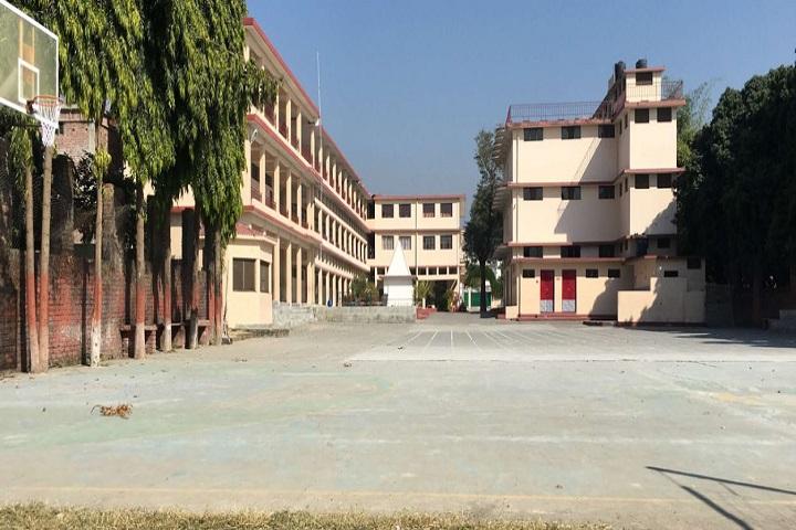 Doon Valley Public School-Campus View