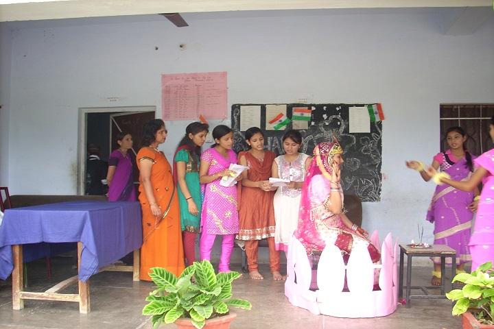 Doon Valley Public School-Diwali Celebration