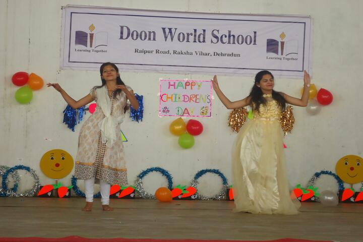 Doon World School-Childrens Day