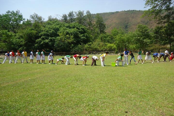 Doon World School-Games