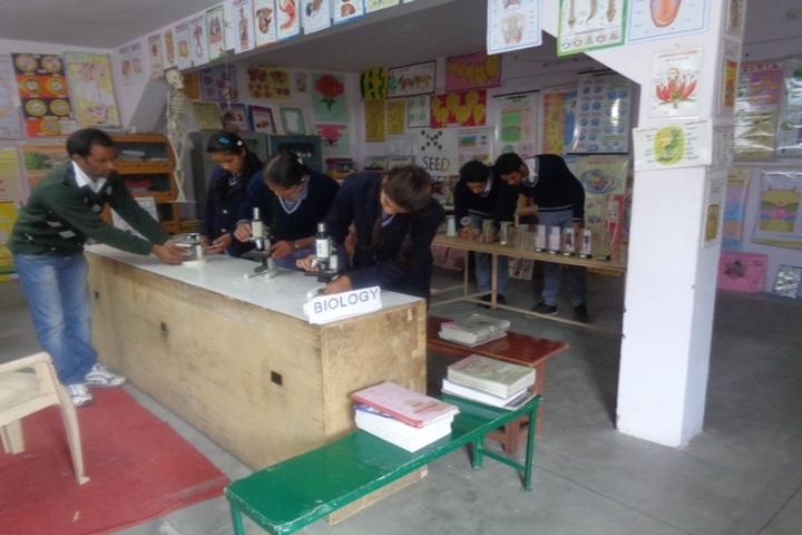Dr Jacques Vigne National School-Bio lab