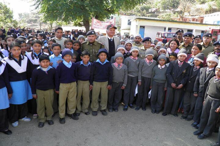 Dr Jacques Vigne National School-Educational Tour