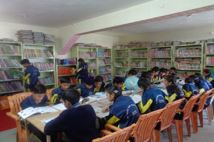 Dr Jacques Vigne National School-Library