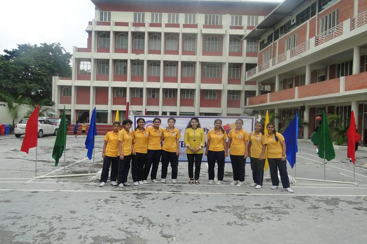 Dronas International School-School Building