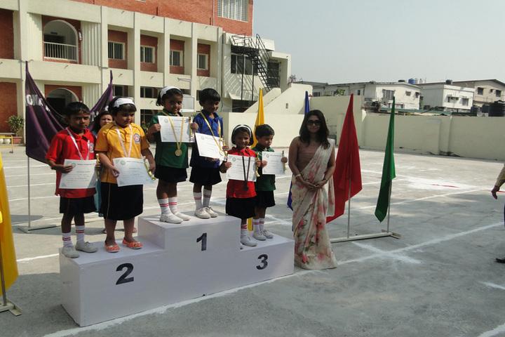 Dronas International School-Sports Champions
