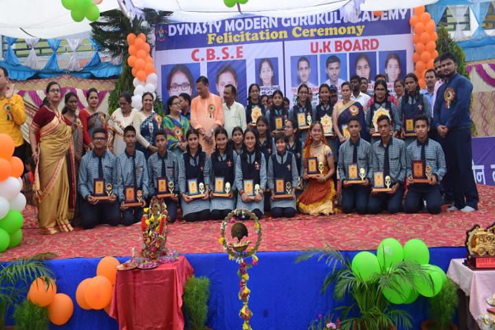 Dynasty Modern Gurukul Academy-Awards