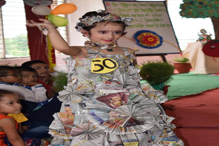 Dynasty Modern Gurukul Academy-Fancy Dress