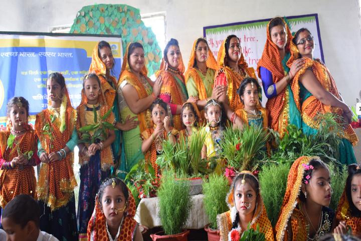 Dynasty Modern Gurukul Academy-Festival Celebration