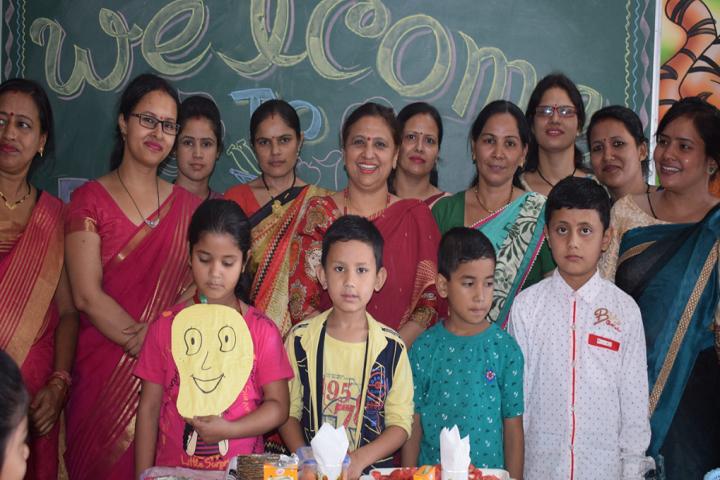 Dynasty Modern Gurukul Academy-Kids Activity