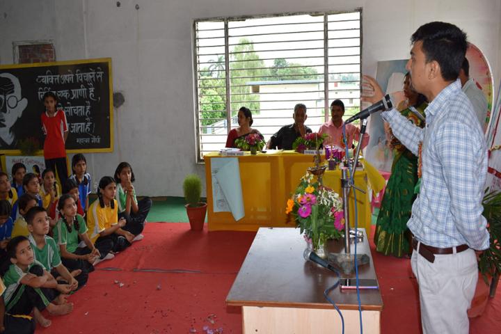 Dynasty Modern Gurukul Academy-Speech